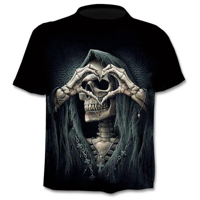 Skull T-Shirt 6