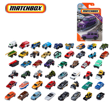2020 Original Matchbox Model Car Diecast Alloy Toy Car Hot Toys for Boys Urban Hero Traffic Series Car Collection Voiture Gift