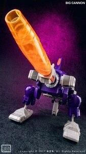 Image 5 - Openplay G1 dönüşüm Robot OP Galvatron büyük topu KO MP seviye Geweilong 25CM Anime Action Figure koleksiyon çocuk oyuncakları