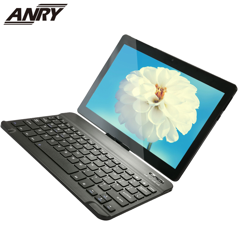ANRY 10 Inch 4G Phablet Android Tablet 8.1 MTK6737 Dual Cameral 4 Core 2 GB 32GB ROM Dual SIM 5000mAh Battery 10.1 Tablet Pc