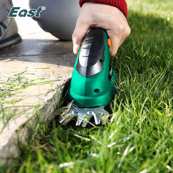 East Garden Tools Cordless Grass Trimmer Hedge Trimmer Pruning Shears Lawn Mower ET1205C 3.6V Lithium 1500mah Model Number - DISCOUNT ITEM  34 OFF Tools