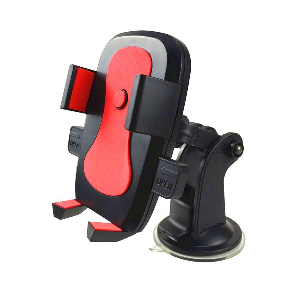 Stylish Rotating Vehicle Windshield Mount Suction Car Phone Holder Bracket Cradle Stand New Hot Boutique