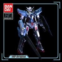 BANDA HG 1:144 Metal Coloring GNR001E GN Arms+GN 001 GUNDAM EXIA E Model of E type Waistcoat Action Toy Figures