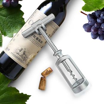 Wino kreatywny otwieracz do wina otwieracz do wina otwieracz do wina otwieracz do wina otwieracz do wina łatwe akcesoria kuchenne do użytku domowego tanie i dobre opinie Yssylike CN (pochodzenie) Manual Wine Opener Otwieracze Otwieracze do wina Ekologiczne Na stanie STAINLESS STEEL