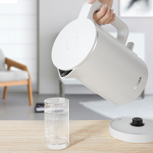 Image 3 - KONKA electric kettle 1.7L Large capacity 1500W smart water kettle Precise temperature control