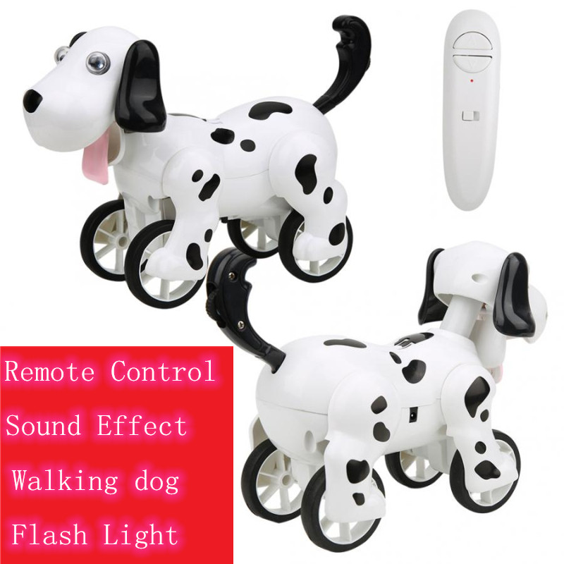 controle remoto eletrico brinquedo do cao rc robo cao com simulacao cao efeito de som andando