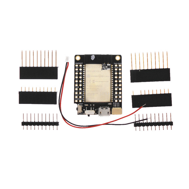 Für TTGO T7 V 1,5 Mini32 ESP32 WROVER B PSRAM Wi Fi Bluetooth Modul Entwicklung Bord für TTGO T7 V 1,4