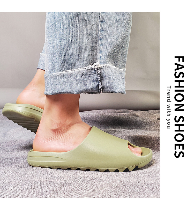 Pantufas Promotion Indoor EVA 2020 New Cool Slippers Womens And Mens Same Style Spring Summer High Quality Soft Light Shoes