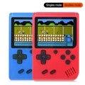 2021 портативная игровая консоль Gameboy, 400 ретро-игры в 1 AV Out, два игрока, геймпады, игровой плеер для детей, подарки