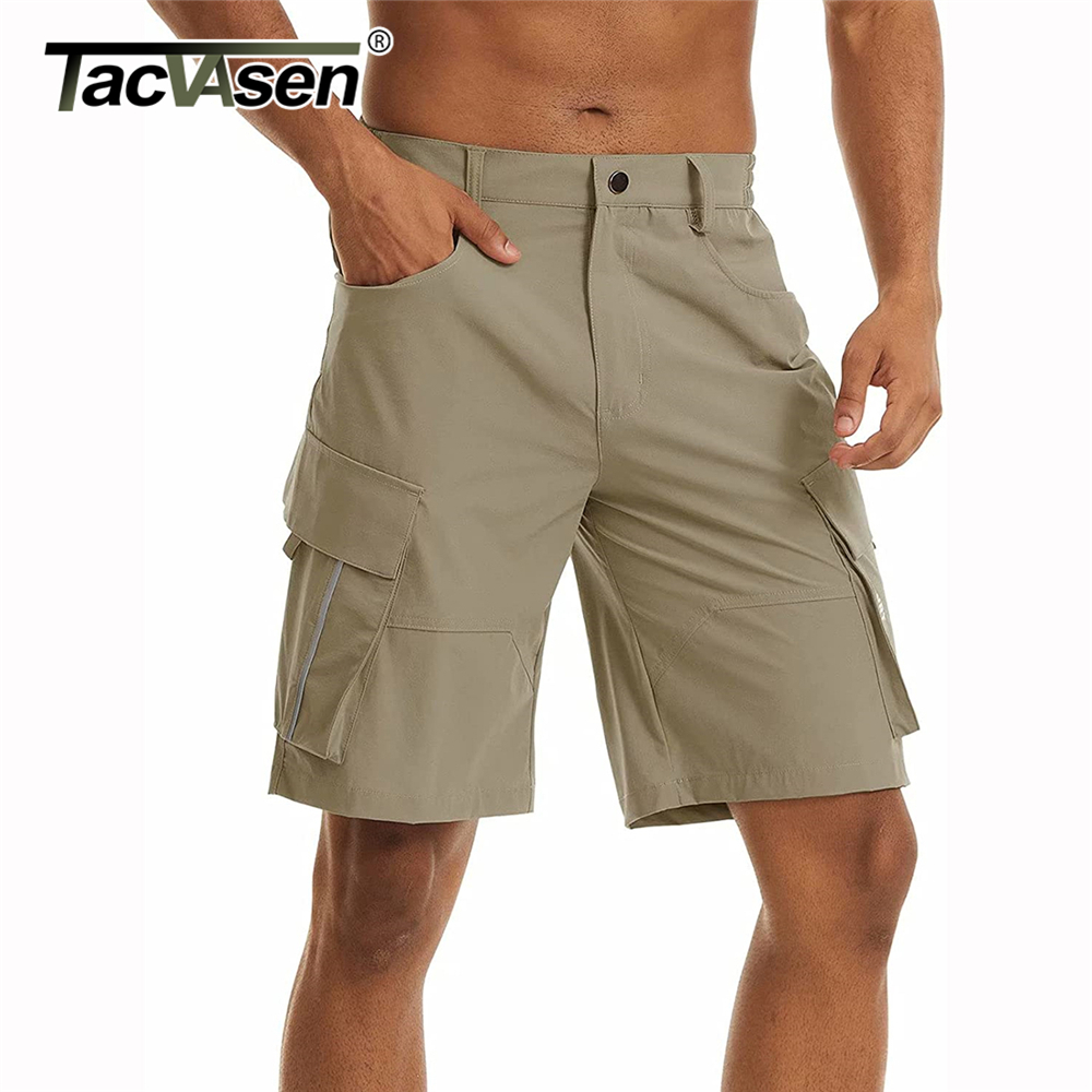 TACVASEN Mens Summer Cargo Hiking Shorts 1