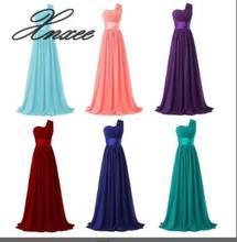 2019 summer new long multi-color banquet dress slim slimming Vestido de novia