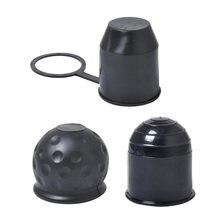3x50 мм черный буксировочный шар защитная крышка караван трейлер