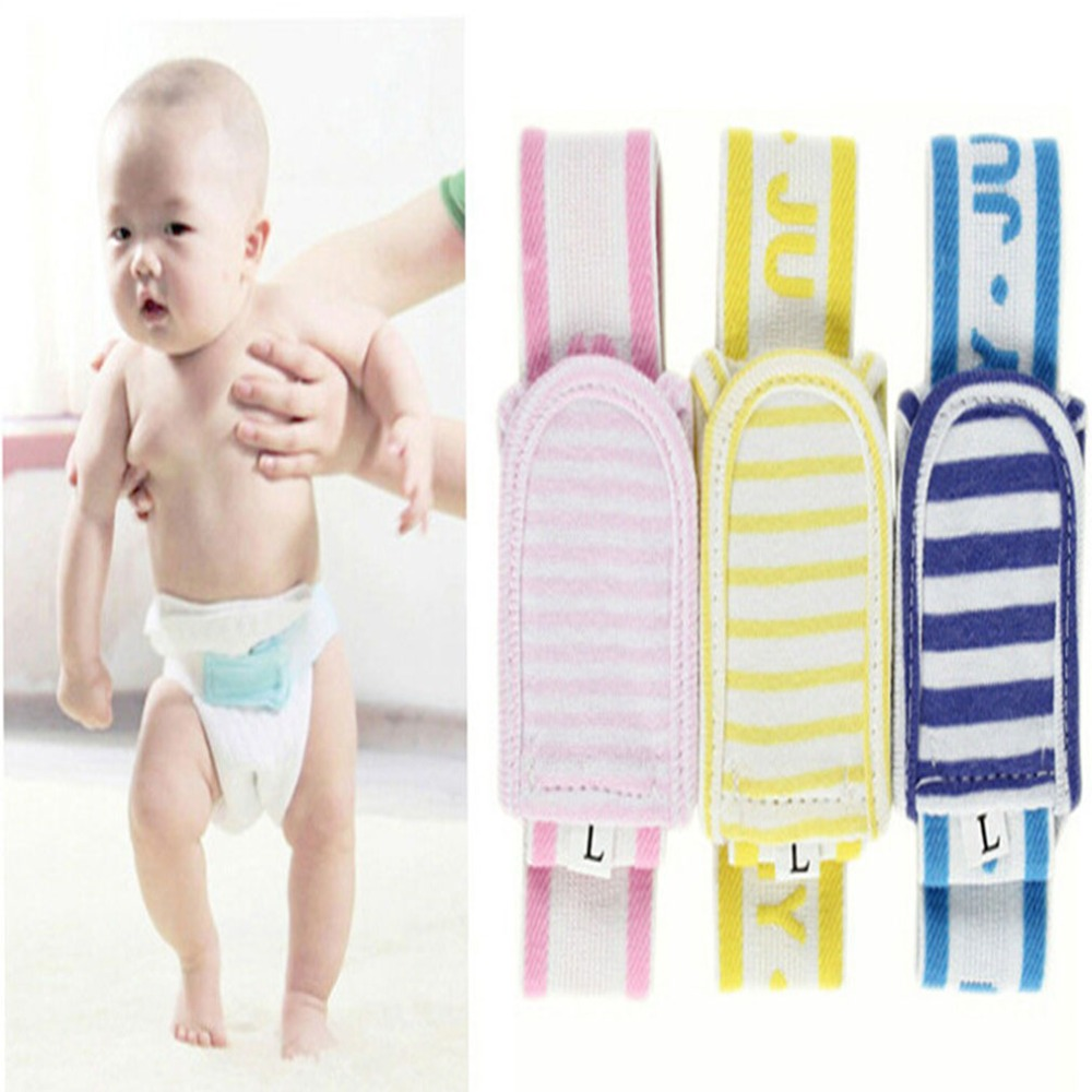3 Pcs/Pack Best Sale  Infant Diaper Fixed Belt Buckle Cotton Cloth Diaper Fasteners Buckles Elastic Nappy Holder Fixed Belt