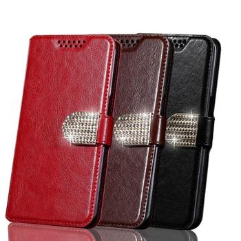Перейти на Алиэкспресс и купить Роскошный чехол-портмоне для INOI 2 Lite 2019 из искусственной кожи с откидной крышкой для INOI 6i 7i 1 3 5 5X 5i 6 Honor 7 Lite 5i Pro kPhone 4G Мощность 8 R7