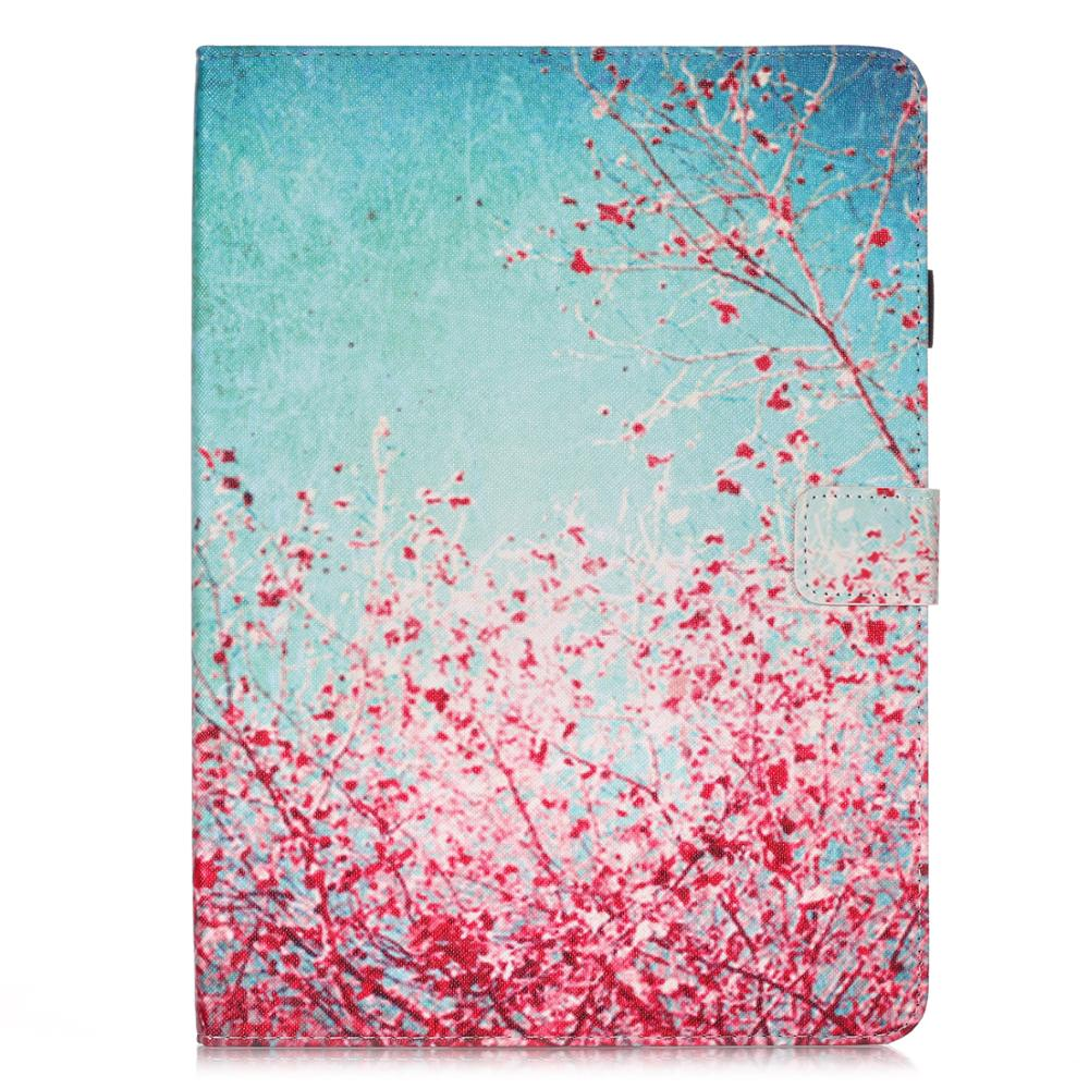 Owl Flowers Tablet Cover For iPad Pro 11 Case 2020 Coque Wallet Stand Tablet Funda For