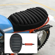 Airbag-Cushion Electric-Bicycle-Seat-Covers Scooter Motorcycle Anti-Slip 3D Universal