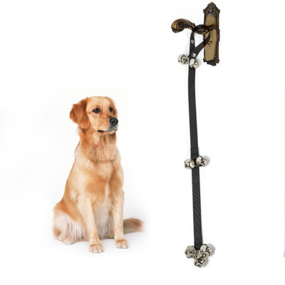 Pet Doorbell Lanyard Dog Training Dog Nursing Alert Bell Lanyard Guide Dog Doorbell