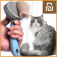 Youpin Huisdier Kat Ontharing Borstel Kam Pet Grooming Gereedschap Haar Verlies Trimmer Kam Voor Katten