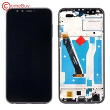 Comebuy Display for Huawei Honor 9 Lite Lcd Display Touch Screen Honor9 Lite Screen  With Frame For Honor 9 Lite Display LLD L31