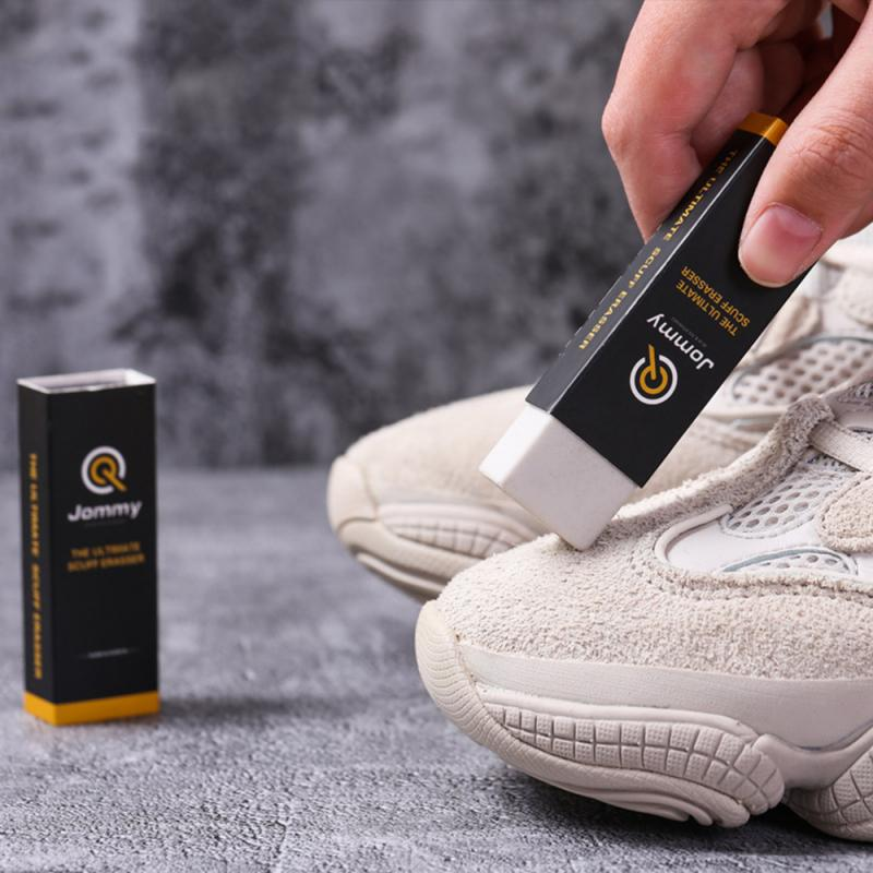 Cleaning Eraser Suede Sheepskin Matte Leather And Leather Fabric Care Shoes Care Leather Cleaner rubbing type natural friction|Shoe Brushes| |  - title=