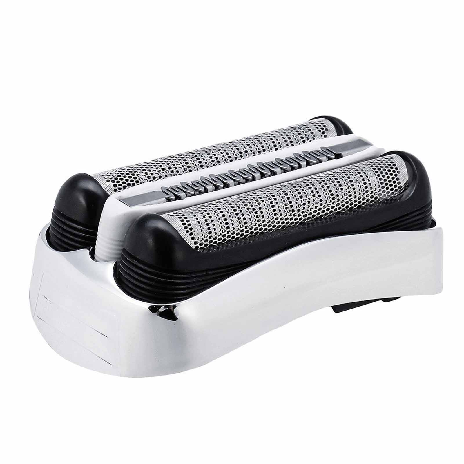 Image 2 - For Braun Electric Shaver Head Accessories Foil Cutter Head Cassette 32B 32S for Braun Electric Razor Shaver Series 3 320 330-in Personal Care Appliance Parts from Home Appliances