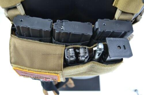 TW Tactische MK3 standaard versie CHASSIS Modulaire Borst Rig Training Vest - 4
