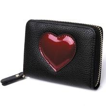 Кожаная сумка для органов Женская цветная Бойцовая кожаная маленькая посылка для карт многокарточная посылка для кредитных карт
