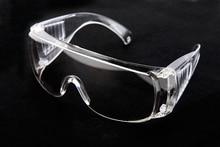 Dental polished anti-fog glasses windproof glasses transparent air-proof waterproof glasses anti-wind sand anti-dust glasses