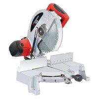 10 inch Aluminum Cutting Machine Multi function 45 Degree Angle High Precision 255 Aluminum Machine Miter Saw