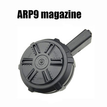 XiaoYueLiang ARP9 big magazine Gel Ball Blaster toy gun accessory for children CS outdoor toy