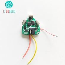 3S 12V DC электрические инструменты ручная литиевая дрель мощность литий-ионная батарея защита платы BMS цепи 18650 3 ячейки пакеты 20A PCB модуль