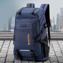 Men Travel Bags Shoulders Backpack Duffle Bag Lugga