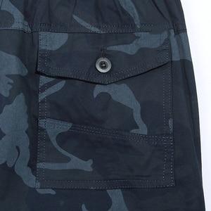Image 5 - 2020 nuovi Pantaloni Degli Uomini di Vendita Calda Casual Camouflage Pants Homme Estate 100% Cotone Elastico Confortevole Pantaloni Degli Uomini Più Il Formato 5XL