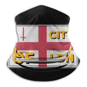 City Of London бандана шарф-маска шеи Теплый головной убор Лондон аббревиатура Англия Георгиевский S флаг меч люблю Лондон»
