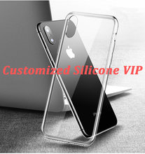 Silicone Case Shell Coque for iPhone 7 8 6 6S Plus X XS 11 Pro MAX XR 5C 5 5S SE 7Plus 8Plus 7+ 8+(China)