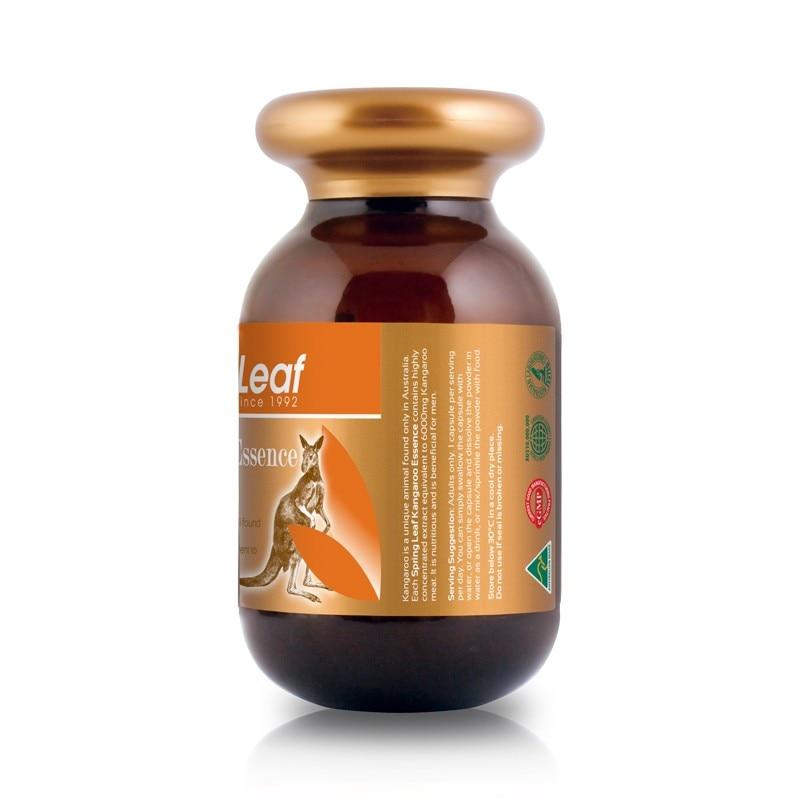 6000mg Kangaroo Essence Maca Capsule Male Tonic Men Sexual Vigor Vitality Reproductive Health Wellness Supplements Quality Sperm 4