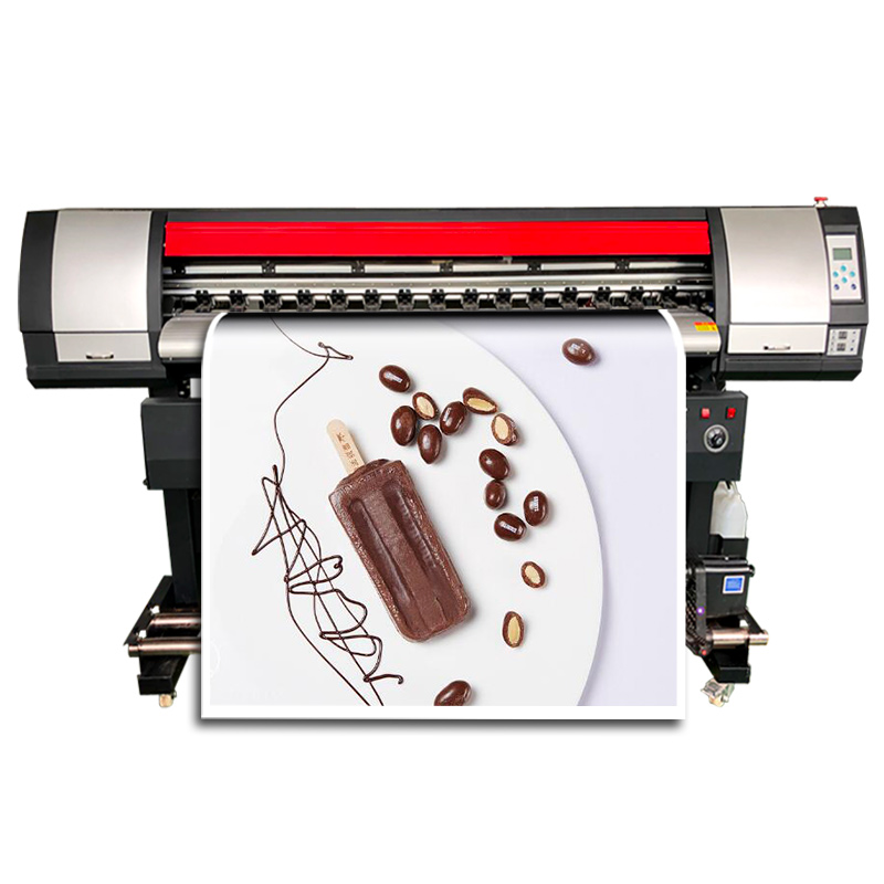 5feet Sublimation Printing Machine Roll To Roll Sticker Printer Factory Price Digital Sublimation Paper Printing Machine
