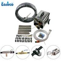 Sistema de refrigeração de névoa de alta pressão, 45 peças, bicos, sistema de névoa, bico misturador para sistema de refrigeração