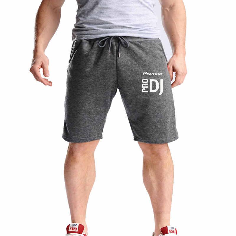 2020 새로운 개척자 프로 DJ 반바지 남자 여름 뜨거운 판매 비치 반바지 옴 캐주얼 스타일 느슨한 탄성 패션 브랜드 면화 의류