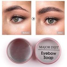 Eyebrow wax Setting Brows Eyebrow Shaping Cream Brows Makeup Gel Soap Waterproof Long Lasting Gel Brows Kit недорого