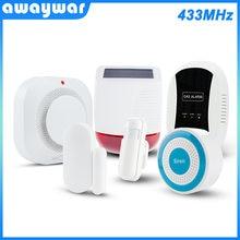Система охранной сигнализации awaywar беспроводная 433 МГц с