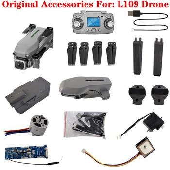 L109 Drone MATAVISH 3 Drone Original Accessories Parts Daquan Battery shell etc. Spare parts for L109 GPS Drone MATAVISH 3 Drone