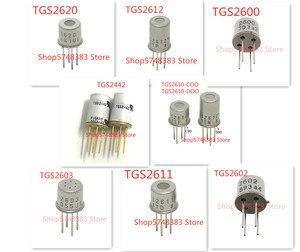 1 sztuk/partia TGS2620 TGS2612 TGS2600 TGS2442 TGS2610 TGS2610-C00 TGS2610-D00 TGS2603 TGS2611 TGS2602 czujnik jakości powietrza