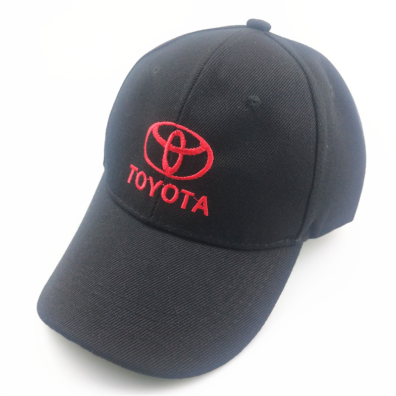 Unisex Cotton Car Logo Performance Baseball Cap Hat For Toyota Motorcycle Hat Sports Baseball Hat