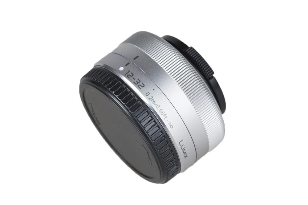 UESD Panasonic Micro Four Thirds interchangeable lens 12-32mm / F3.5-5.6 ONLY SILVER image