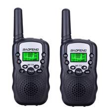 2pcs Baofeng BF-T3 Pmr446 Walkie Talkie Best Gift for Children Radio Handheld T3 Mini Wireless Two Way Radio Kids Toy Woki Toki