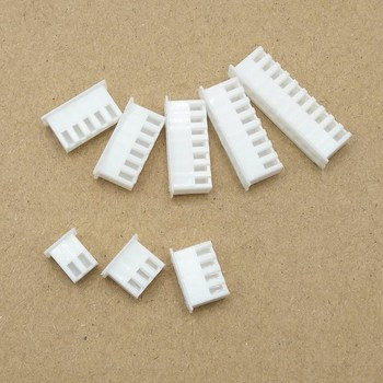 50pcs XH2.54-2P/3P/4P/5P/6P/7P/8P/9P/10P 2.54mm Connector Housing Case XH2.54 - sale item Electrical Equipment & Supplies