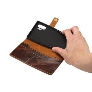 Image 4 - สำหรับCoque Samsung Note 20 Ultra S20 PLUSหมายเหตุ 10 S10 จริงกระเป๋าสตางค์หนังFINGER GRIP Grip CaseสำหรับSamsung S20 Funda
