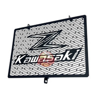 Motorcycle for Kawasaki Z750 Z1000 Z1000SX Z800 Motorcycle Accessories Stainless Steel Radiator Grill Protection 2017 2018 2019