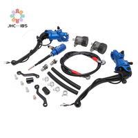 Motorcycle CNC 19 RCS Brake Master Cylinder Cable clutch Radial Brake Pump 22mm Universal For Honda Yamaha Kawasaki Suzuki